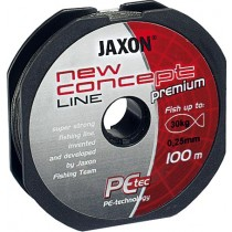 Jaxon New Concept geflochtene Schnur 0,22mm - 250m